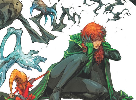 DC Comics :: TITANS #12 Reveals an Omen