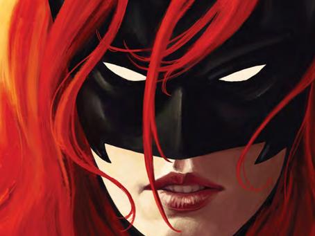 DC Comics: Rebirth Focuses on BATWOMAN