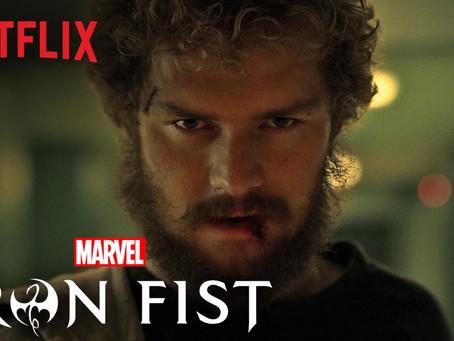 Premiering On Netflix :: Marvel's IRON FIST Trailer
