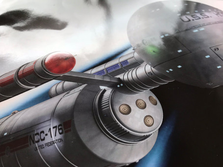 Unboxing :: STAR TREK Starships Collection - DAEDALUS CLASS