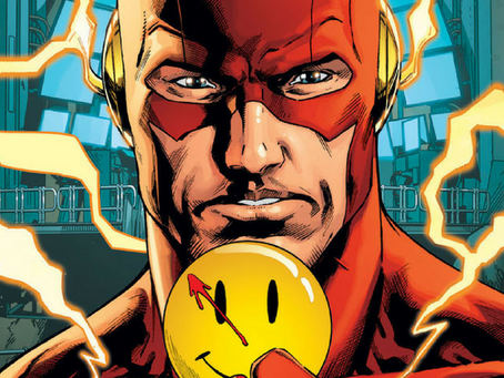"DC Comics Rebirth Continues :: BATMAN and THE FLASH ""The Button"""