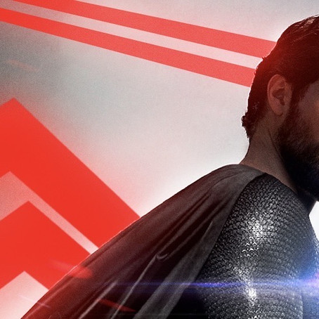 SUPERMAN Goes Dark in HBOMax Snyder Cut