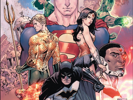 """The Rebirth of the """"JUSTICE LEAGUE"""""""