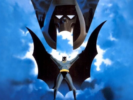 iReview ◦ BATMAN: Mask of the Phantasm on Blu-ray