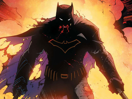 DC Comics :: A DARK NIGHTS Rising!