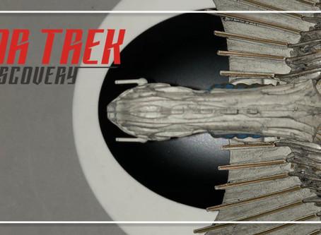 UnBoxing | Star Trek Discovery KLINGON BIRD-OF-PREY