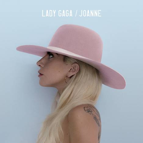 """The album art for Lady Gaga's new project """"Joanne""""."""