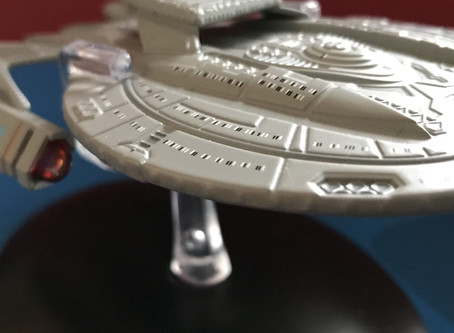 Unboxing :: Eaglemoss STAR TREK STARSHIPS Special Editions