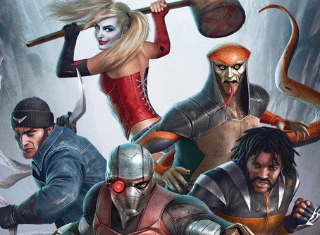 iReview | DC Universe Movie SUICIDE SQUAD: Hell To Pay