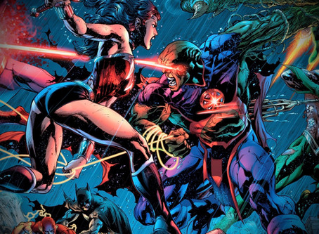 iEditorial | JUSTICE LEAGUE Vol. 2: The Villain's Journey
