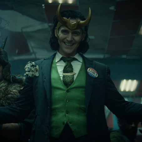 Trailer | Marvel Studios LOKI is Ready for his Close-Up!