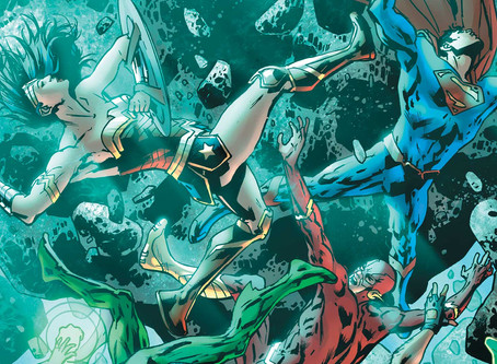 iReview :: JUSTICE LEAGUE #14