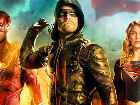 This Season | The CW 3-Night Event Crossover Goes Batty!