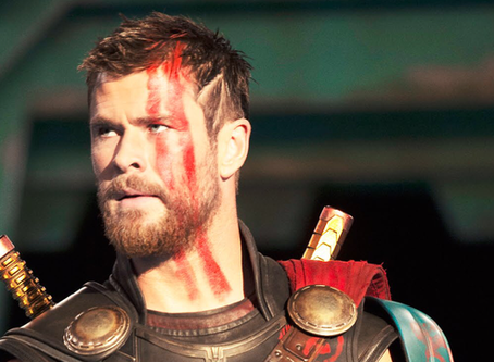 Cover-to-Cover • Entertainment Weekly's First Look at THOR: RAGNAROK