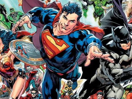 "This Week In DC Comics' ""Rebirth"""