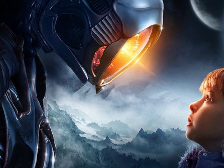 iReview | LOST IN SPACE The Complete First Season