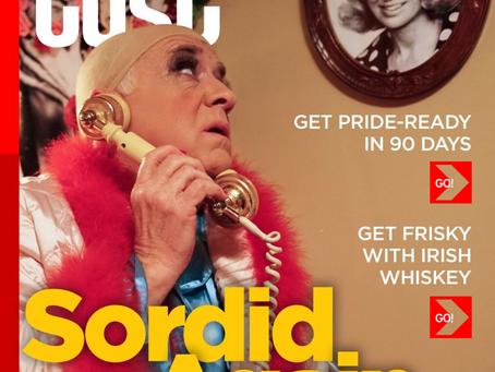 Inside EDGE :: Pop-Singer RUDIE EDWARDS