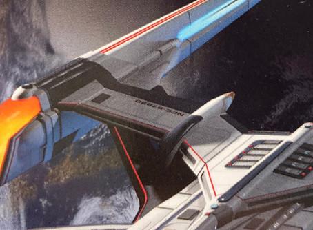 UnBoxing | Star Trek: Online U.S.S. GAGARIN