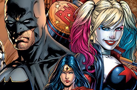 JUSTICE LEAGUE VS. SUICIDE SQUAD | DC This is out TODAY!