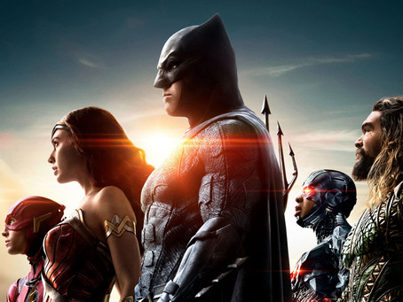Tickets Go On Sale for JUSTICE LEAGUE!