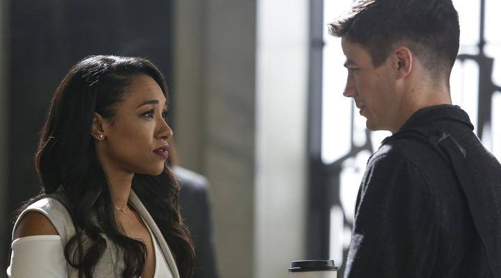 "Iris and Barry discuss taking a next ""first date""."