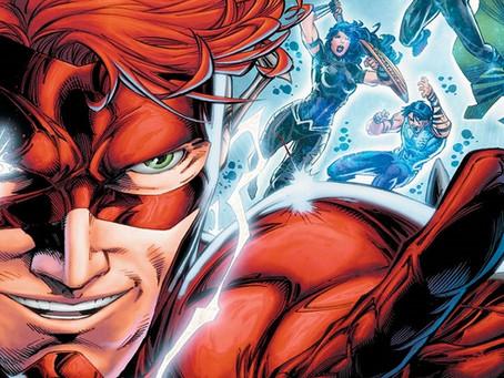 """DC Comic's """"Rebirth"""" Titan(ic) Turn"""