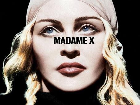 "iTunedIN | MADONNA Reveals Track List for ""X"""