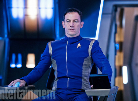 Star Trek: Discovery first look at Jason Isaacs as Captain Lorca