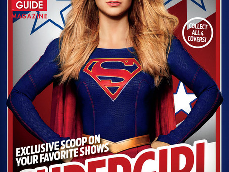 At COMIC-CON: TV Guide Reveals this Year's Cover Models!