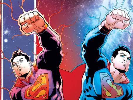 DC Comics: Rebirth Give us SUPERMAN REBORN