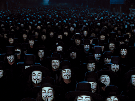 iEditorial :: A Timely Look at V FOR VENDETTA