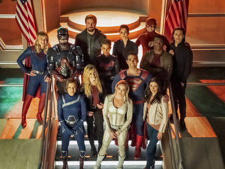 """iFeature   The CW's In Full """"CRISIS"""" Control"""