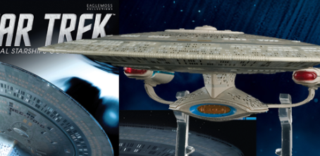 Eaglemoss Delivers on the Starship Enterprise