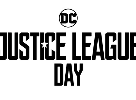 Celebrate the LEAGUE On JUSTICE LEAGUE DAY!