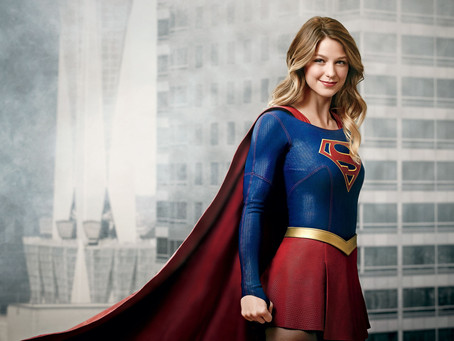 """iReview :: SUPERGIRL Episode #201 """"The Adventures of Supergirl"""""""