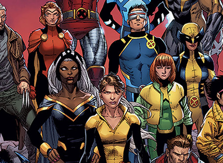 Marvel Comics :: The All-New, All-Different X-MEN PRIME #1