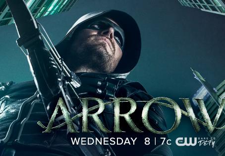 The CW's ARROW Season 5 — So It Begins Indeed!
