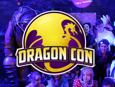 DRAGON CON :: Day 1