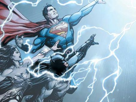 """DC COMICS' """"REBIRTH"""" CONTINUES"""