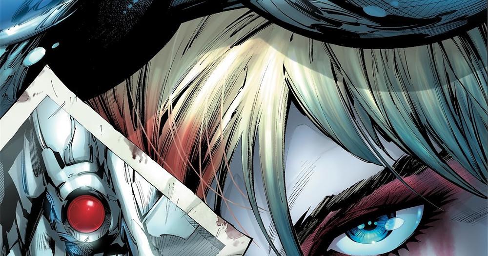 Suicide Squad: Rebirth #1 from DC Comics