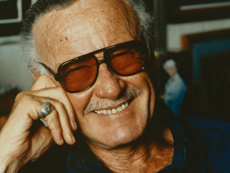 Happy Birthday STAN LEE