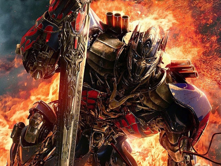 iReview :: TRANSFORMERS: The Last Knight