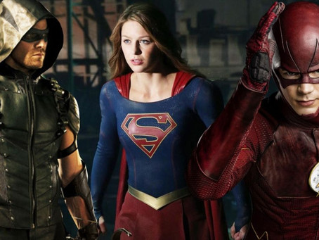 The DC TV Universe Explodes Next Fall!