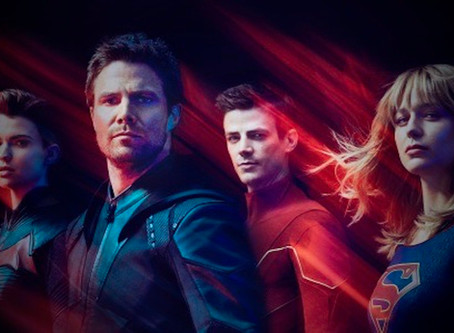 Cover2Cover | The CW Heroes on Entertainment Weekly