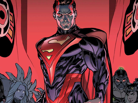 DC Comics INJUSTICE: GODS AMONG US: YEAR FIVE concludes and Writer Brian Buccellato Tips the Scales