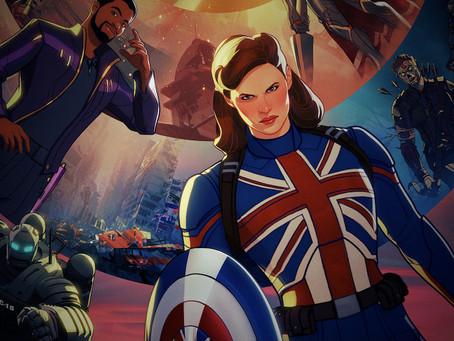 iPremiere | Marvel Studios' WHAT IF…?