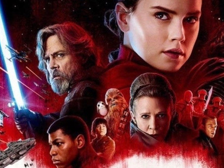 iReview | STAR WARS The Last Jedi