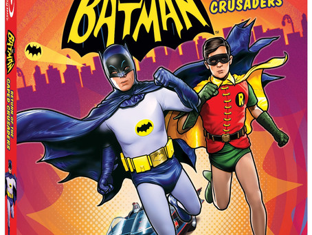 iReview :: BATMAN: Return of the Caped Crusader