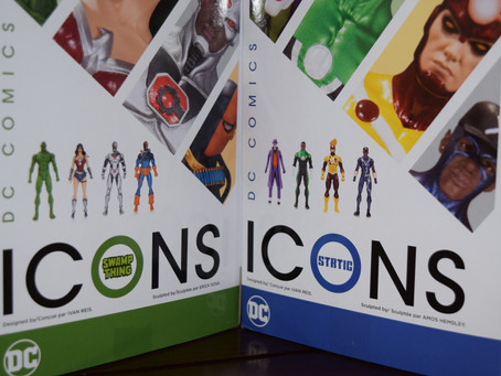 iReview :: DC Collectibles – DC ICONS Action Figures