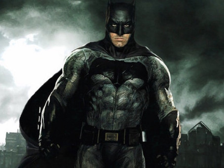 iFeature | BEN AFFLECK Out as THE BATMAN